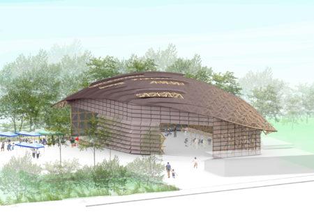 くまもとアートポリスプロジェクト エバーフィールド木材加工場決定しました!