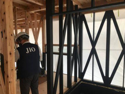 6月20・21日(土・日)上益城郡益城町にて、耐震等級3・断熱等級4・省エネ等級5の長期優良住宅  構造見学会開催致します。