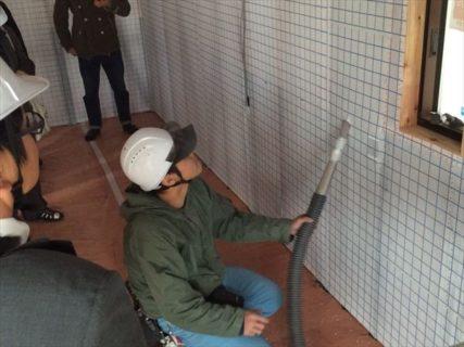 10月24・25日(土・日)熊本市南区城南町沈目にて、耐震等級3・断熱等級4・省エネ等級5の長期優良住宅  構造見学会開催致します。
