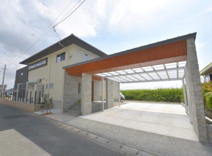 大好評につき 期間延長10月17日・18日(土・日) 熊本市西区松尾町にて、耐震等級3・断熱等級4・省エネ等級5の長期優良認定住宅 ゼロエネルギー住宅 完成体感見学会を開催致します。